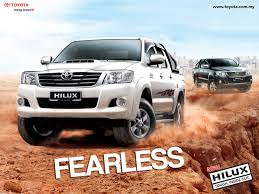 Thailand top Hilux exporter