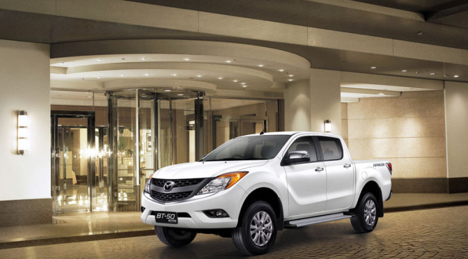 2013 Mazda BT50 new model available now at Thailand largest pick up truck dealer exporter